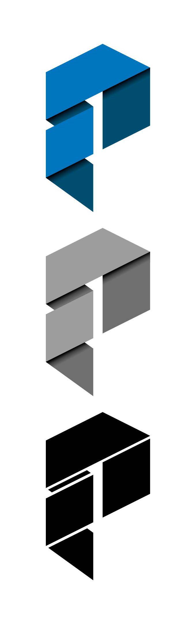 Furniture logo inspiration - Letter P Logo Design Personal Image