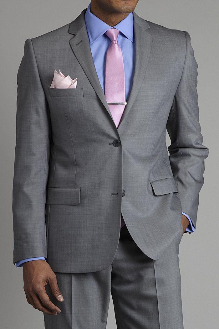 1001 Ideen Thema Grauer Anzug Welches Hemd Passt Dazu Outfit
