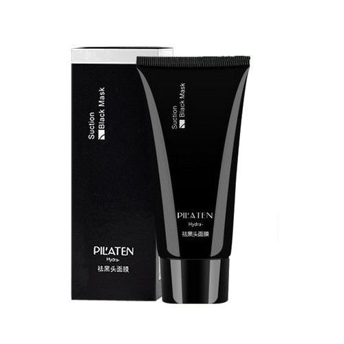 Pilaten Blackhead Remover Acne care Black Mask reduce pore size 60g unisex