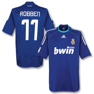 Adidas 08-09 Real Madrid Away shirt   Robben 11 08-09 Real Madrid Away shirt   Robben 11 http://www.comparestoreprices.co.uk/football-shirts/adidas-08-09-real-madrid-away-shirt- -robben-11.asp