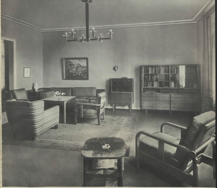 37 Best 1930's Interior Design Images On Pinterest 1930s Ark And