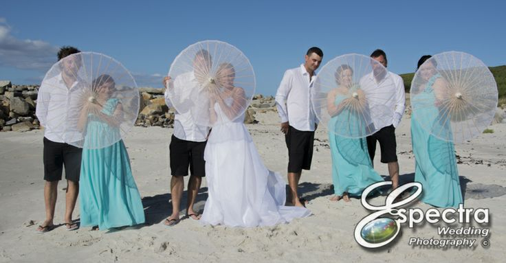 The bridal party! Photos by Sarah & Jackie Cox Espectra Photography & Design www.espectra.com.au