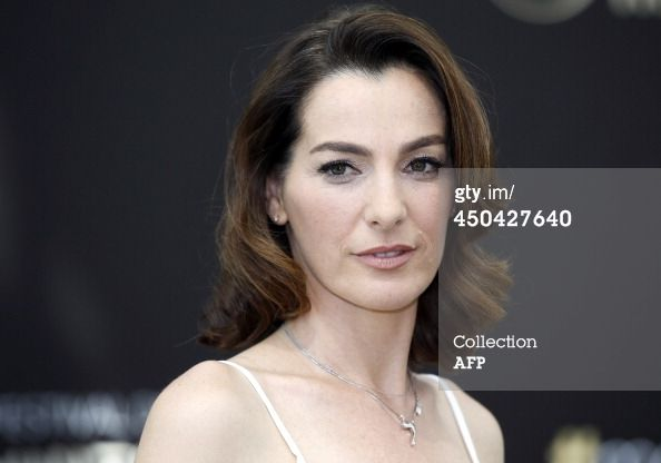 News Photo : Israeli actress Ayelet Zurer poses during a...