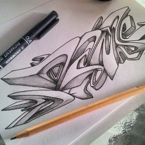 Done Graffiti by artnindo
