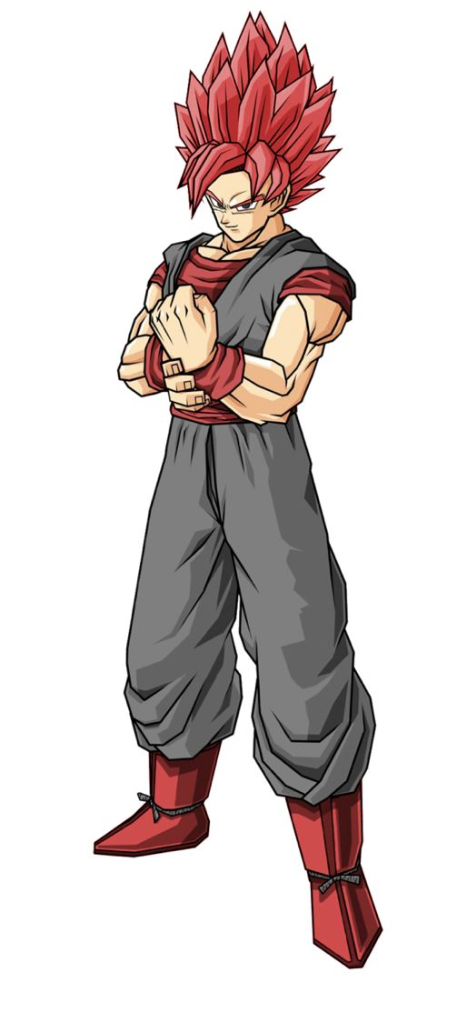Evil Goku at his most dangerous yet