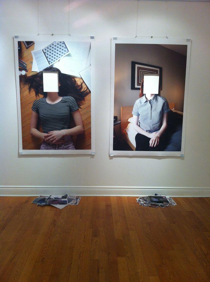 self portrait takes centre stage - 736×985