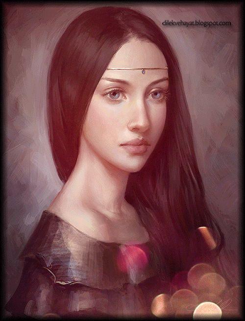 Dilek ve Hayat: Kadın Olmak, Hareketli Bayan Gifleri, Güzel Kadın,...