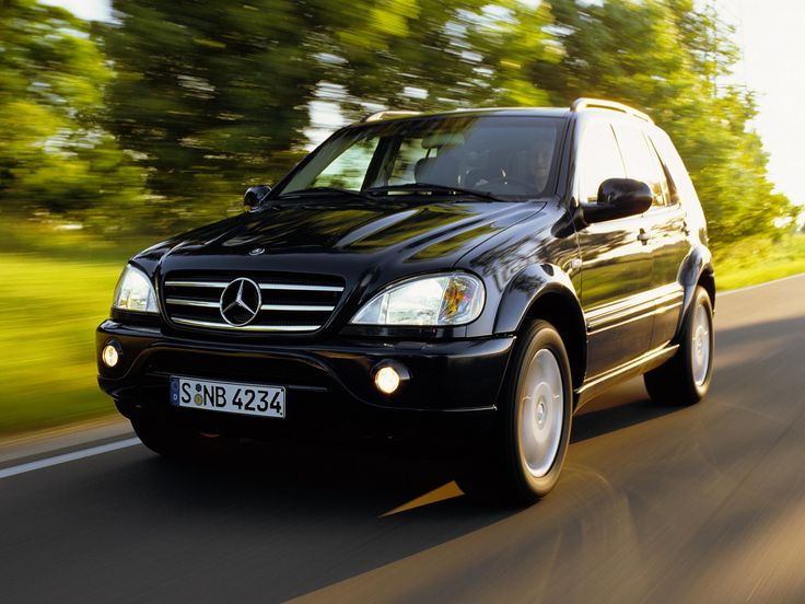Mercedes benz ml 55 w163 speed demon pinterest for Mercedes benz ml 55
