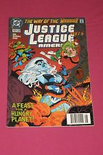 Justice League America #102 DC Comics 1995, Martian Manhunter, Flash