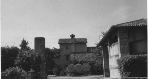 Azienda Agricola Rivolta Isidoro, cascina Santa Maria in Campo