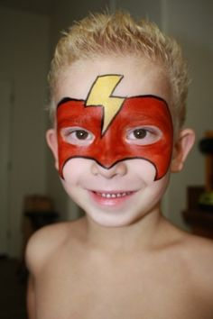 superhero facepainting - Google Search
