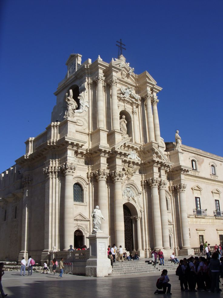 #siracusa #cathedral