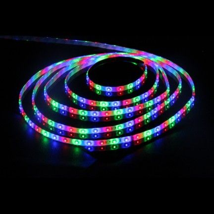 10M RGB Plug and Play - Waterproof - In-line-Controller LED Strip Lighting Kit SMD 3528 - Ideal For Telescopic Flag Poles Picture 3