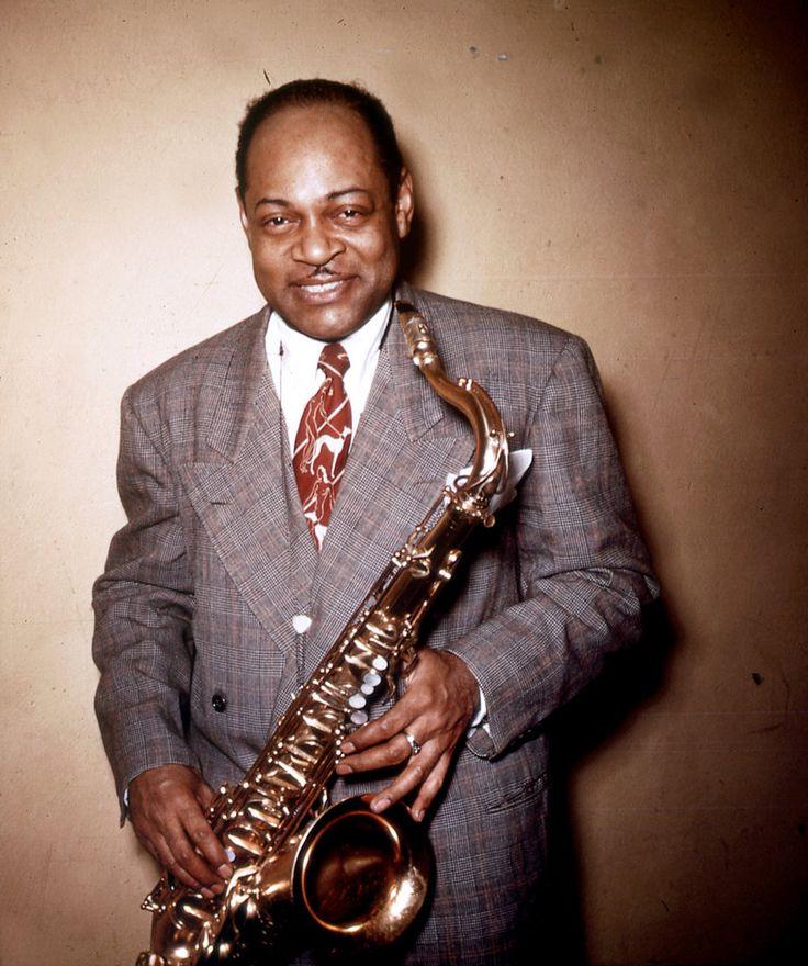 Coleman Hawkins -- Images of Jazz Greats - Slide Show - NYTimes.com