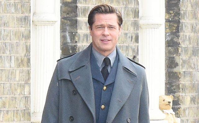 Allied: Με τον Brad Pitt - Φυσικά και Viral ~ Ardan News