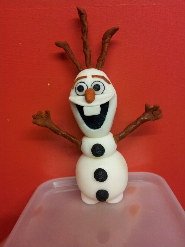 Cake Decoration Olaf : 15 Must-see Fondant Olaf Pins Olaf cake, Frozen fondant ...