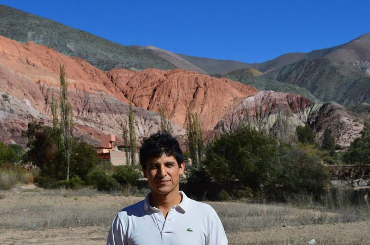 Hill of Seven Colors. Jujuy. North-Western Argentina Wonders.