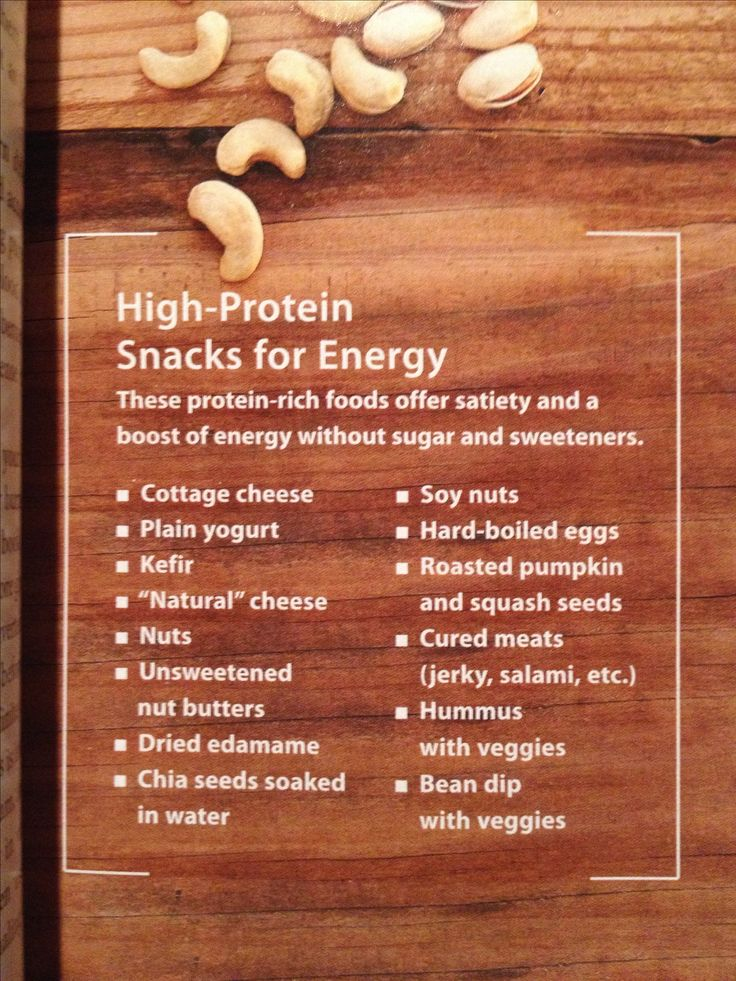 High Protein Snacks For Energy Cook Pinterest