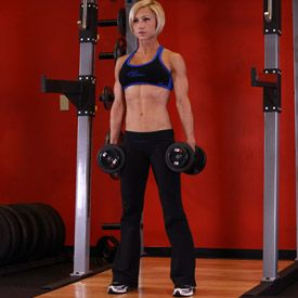 Lais DeLeon's Fitness-Model-Body Workout Plan!