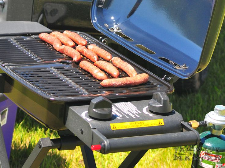 RiverGrille Tailgate Gas Grill Review