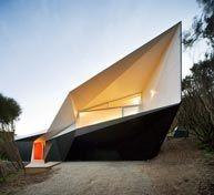 Klein Bottle House, Rye, Victoria, Australia 2007 (Photo: John Gollings)