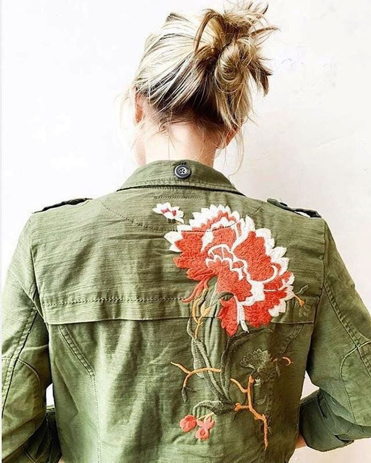 Flower power, front and back. #regram @anthro_shrewsbury