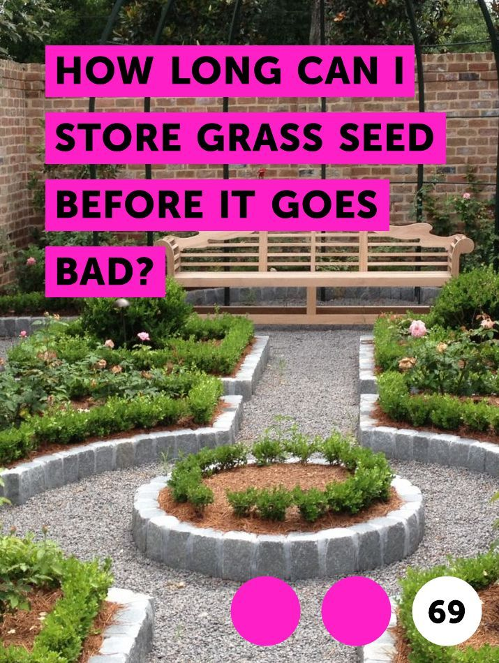 crops and seed: How Long Does Grass Seed Last On The Shelf