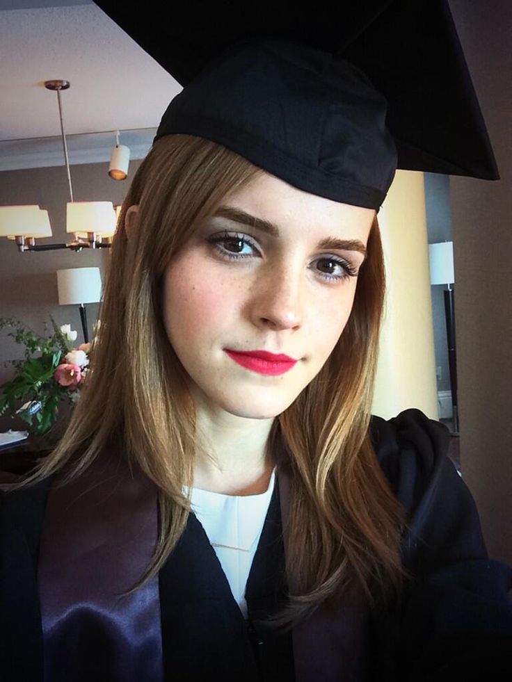 Emma Watson Graduates from Brown University: Hermione is all Grown Up!