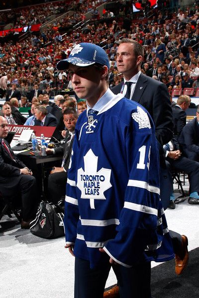 Mitch Marner, Toronto Maple Leafs // London Knights