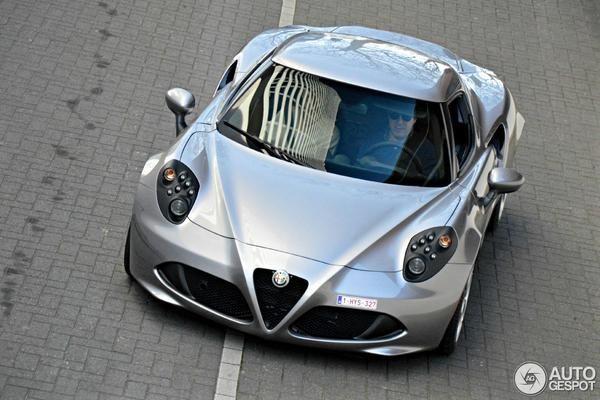 Alfa Romeo 4C - The Car That Puts Passion Back Into Motoring #alfaromeo