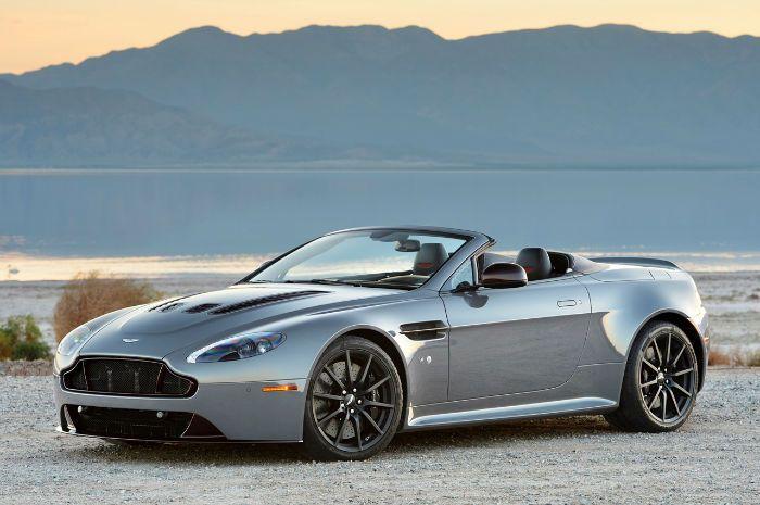 2017 Aston Martin v8 Vantage Wallpaper Aston martin v8