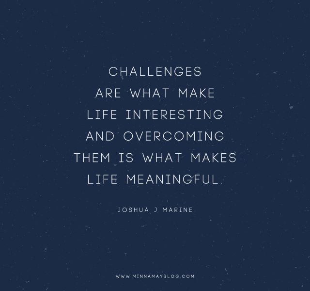 Famous Quotes On Life Challenges: 17 Best Challenge Quotes On Pinterest