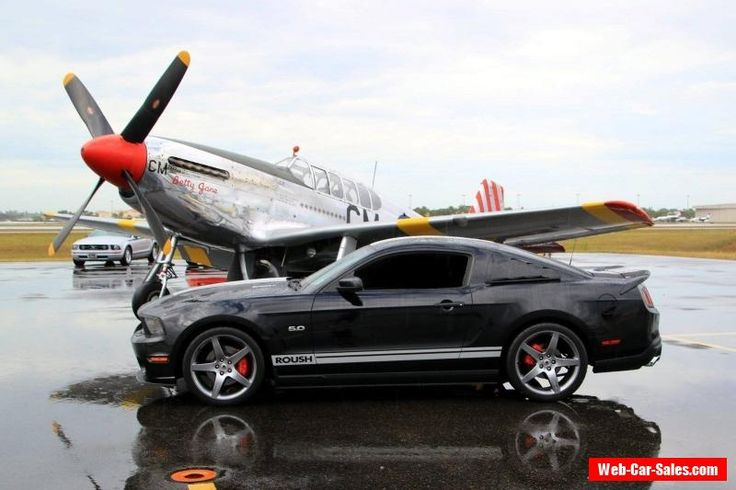 2011 Ford Mustang Roush Sport GT #ford #mustang #forsale #unitedstates