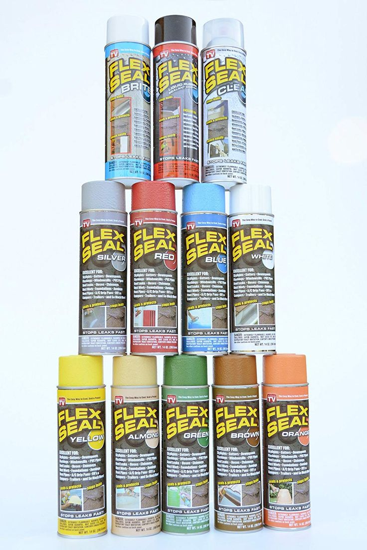 Flex seal spray rubber sealant coating 14oz