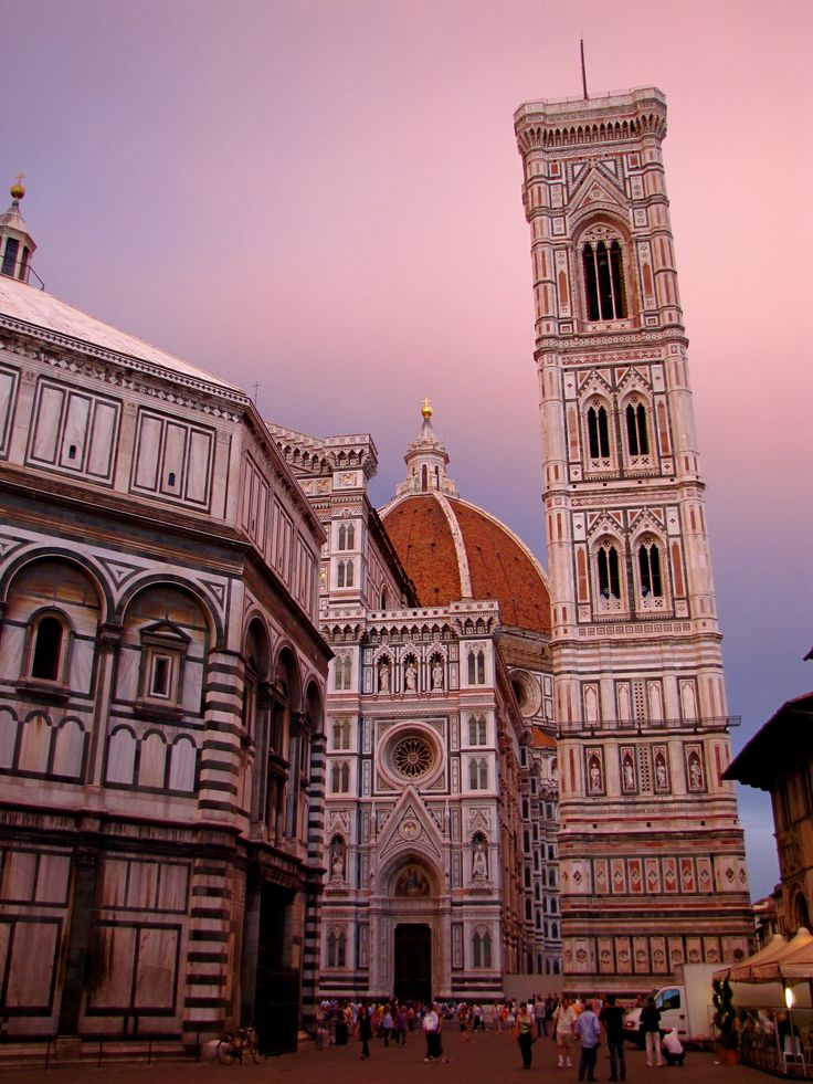 Immerse yourself in the spectacular architecture in Florence: http://www.where2holiday.com/destination/florence