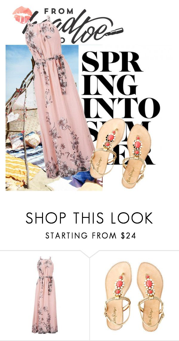 #158 by potato-cupcake on Polyvore featuring Lilly Pulitzer