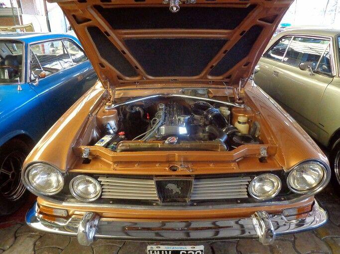 Motor Renault  Torino TS