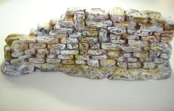 mur en pierre 29 santons cr che pinterest murs de. Black Bedroom Furniture Sets. Home Design Ideas