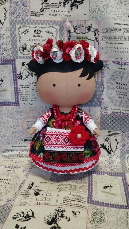 Куклы Тильды ручной работы. Ярмарка Мастеров - ручная работа. Купить Кукла Тильда в Украинском наряде Коллекция 2015-2016. Handmade.