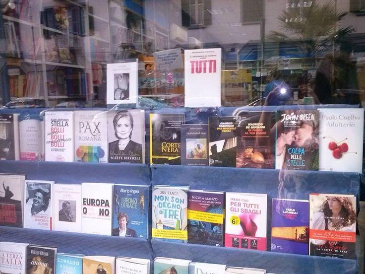 """""""Corte Nera"""" Libreria Imagine's Book Guida - Salerno"""