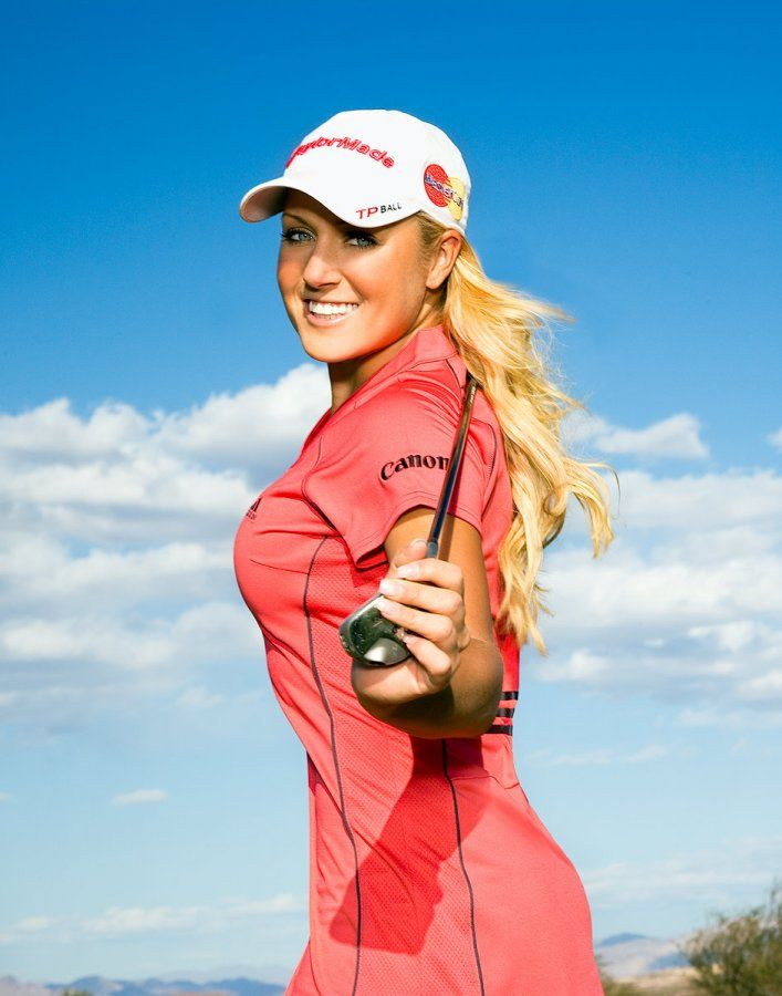 Natalie Gulbis.United States @ Golf