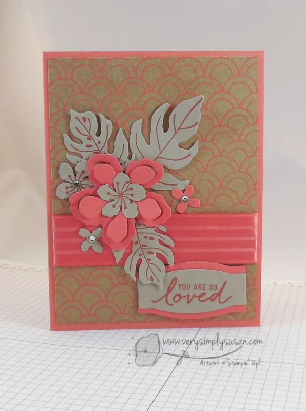 Shine On Specialty Paper, Stampin Up Occasions 2016, Botanical Blooms, Botanical Builder, Watermelon Wonder, www.verysimplysusan.com
