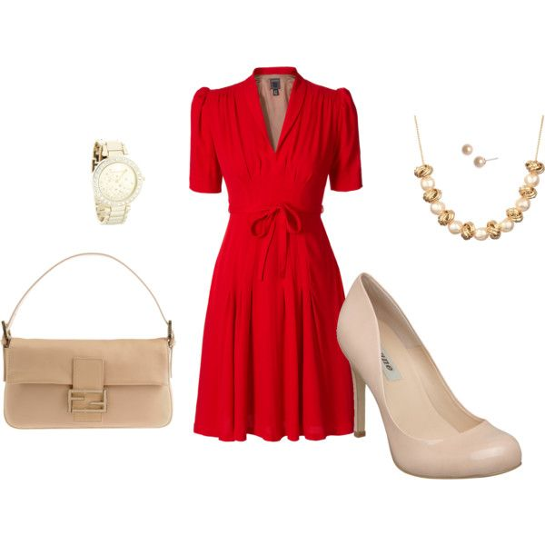 7 best Red Dress images on Pinterest | Business fashion, Red dress ...