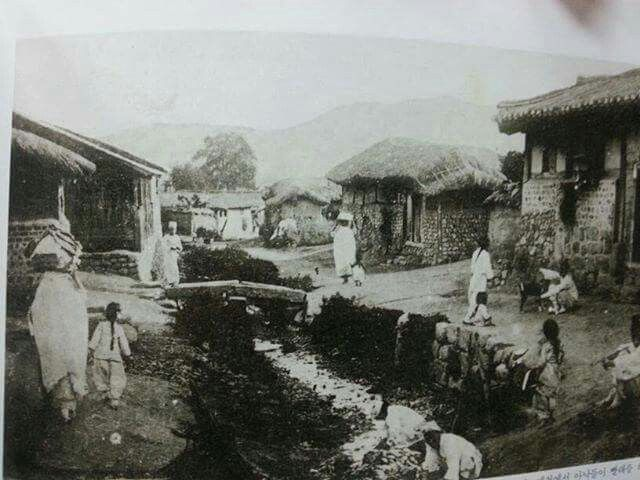Old village, South Korea