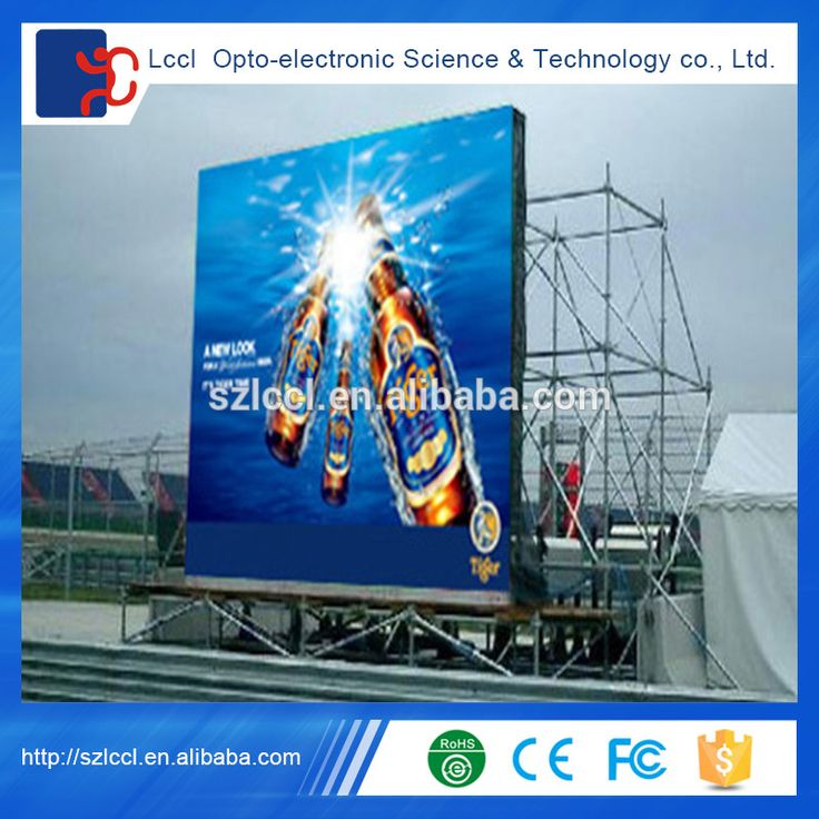 Wholesales high quality hd waterproof outdoor full color p5 star sports live cricket match led display screen