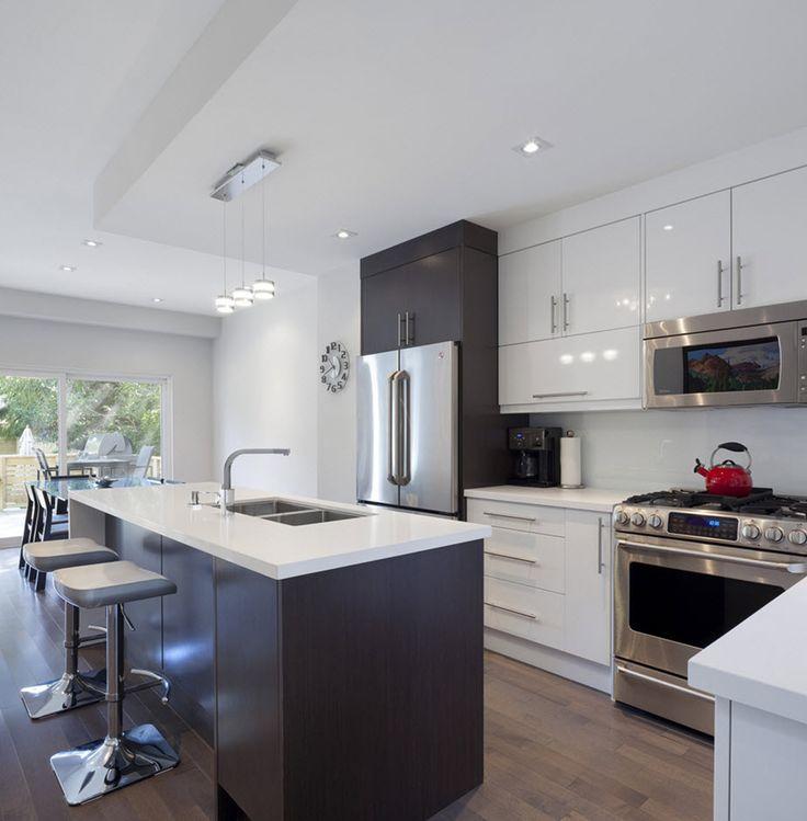 Planos de casa de dos pisos con fachadas e interiores | Construye Hogar