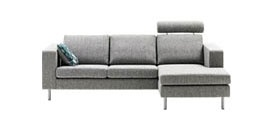 Modern Indivi 2 sofas - Quality from BoConcept