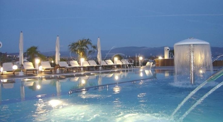 Hotel Augusta SPA Resort****, Sanxenxo. Desde 68.20€ pers/noche. #Galicia #SienteGalicia