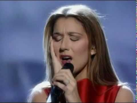CELINE DION - THE FIRST TIME EVER I SAW YOUR FACE. Cp - YouTube