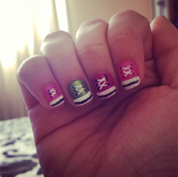 122 Nail Art Designs That You Won T Find On Google Images: 122 Best Fotos De Uñas De Nuestras Lectoras Images On